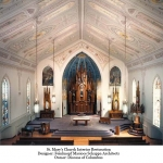 1988 St. Mary's Church Interior