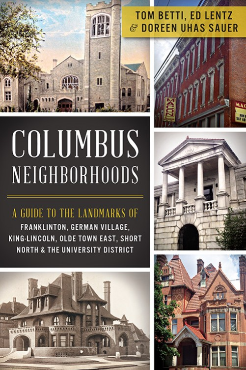 Neighborhood Encyclopedia Book Cover